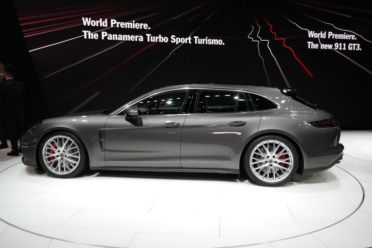 Porsche Panamera Sport Turismo - LadneFelgi.pl