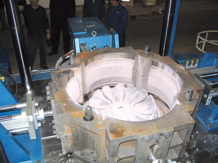 Maszyna do produkcji felg
