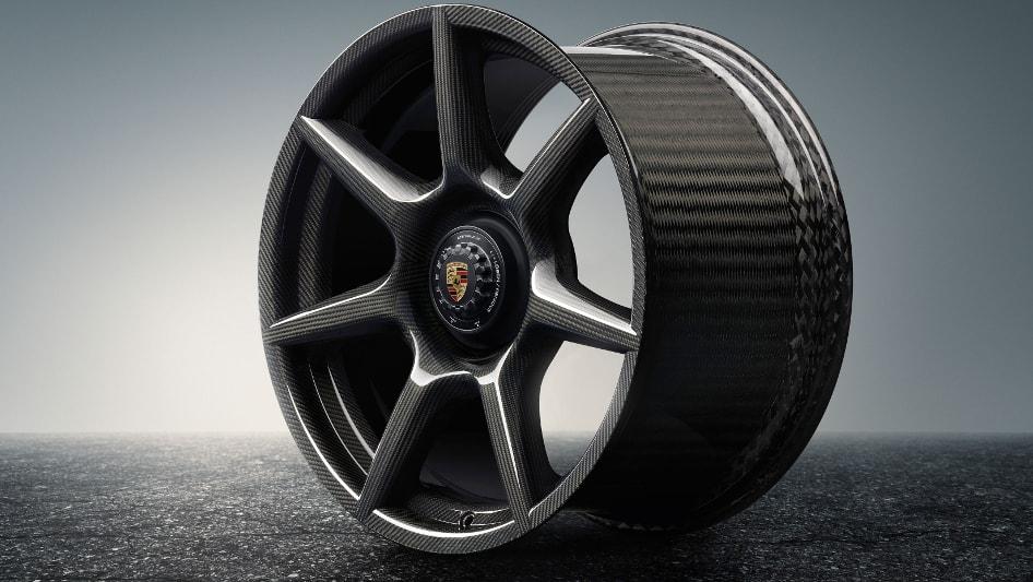 Felgi karbonowe Porsche - LadneFelgi.pl