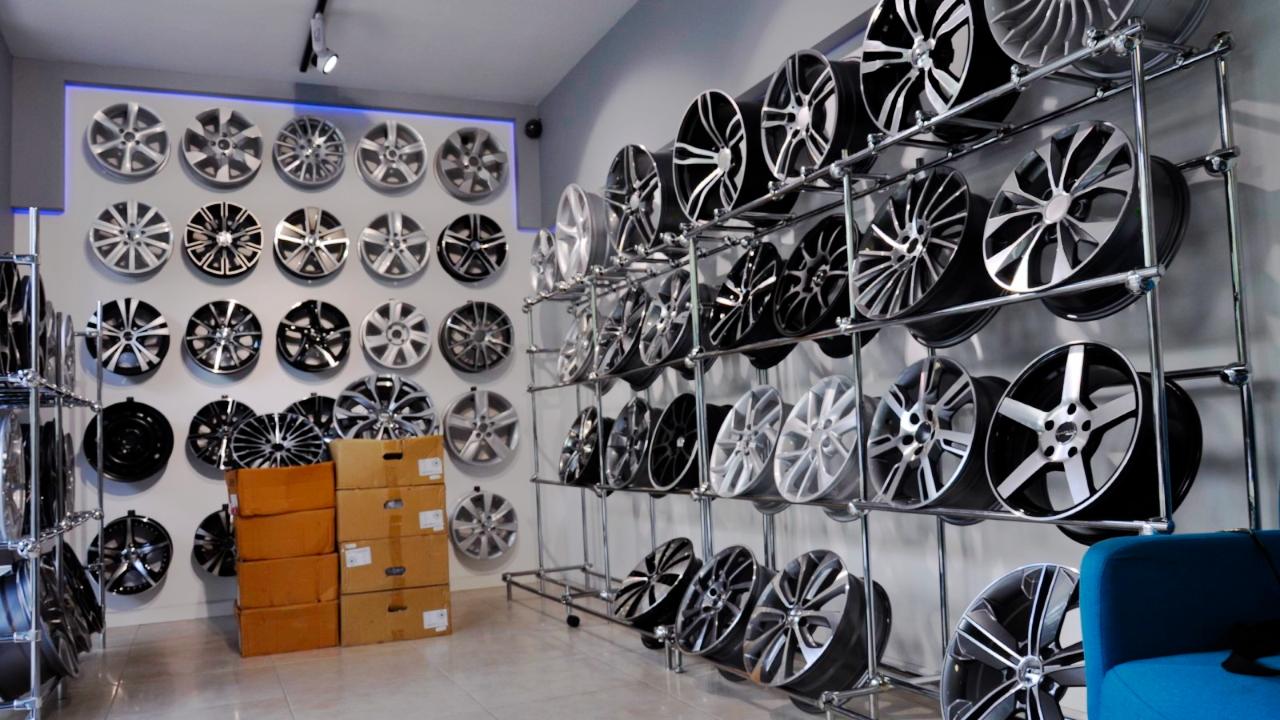 Falgi aluminiowe sklep Warszawa - ladnefelgi.pl