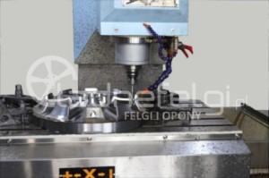 Proces produkcji felg aluminiowych - ladnefelgi.pl