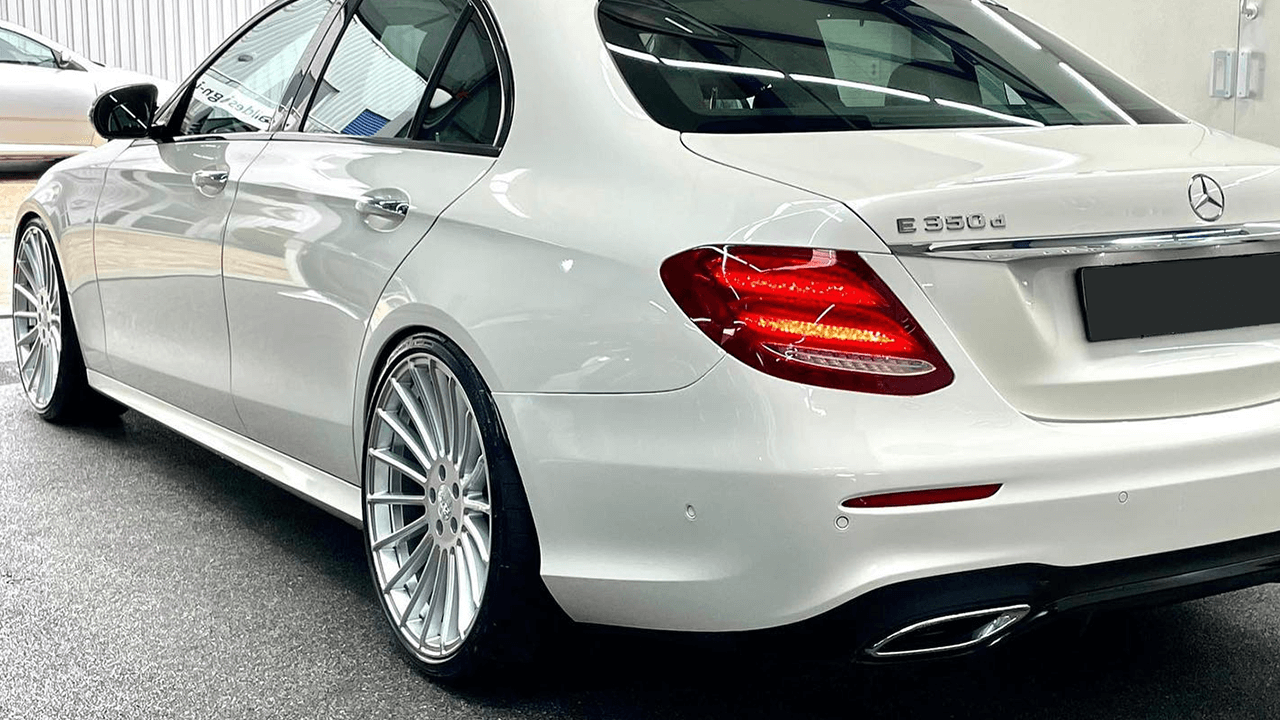 Ráfiky Haxer pre Mercedes - LadneFelgi.pl