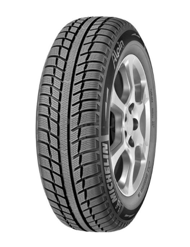 Opony Michelin Alpin A3