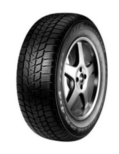 Opony Bridgestone Blizzak LM25