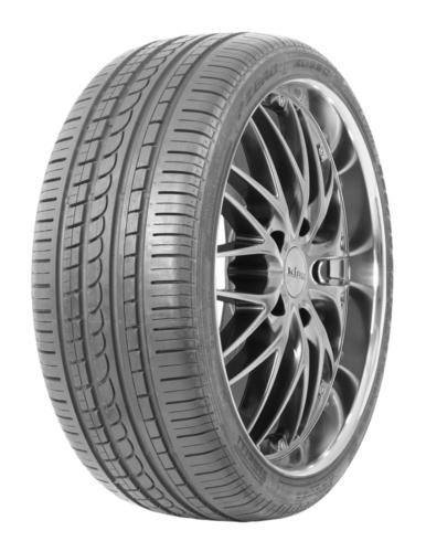 Opony Pirelli P Zero Rosso Asimmetrico