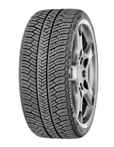 Opony Michelin Pilot Alpin PA4