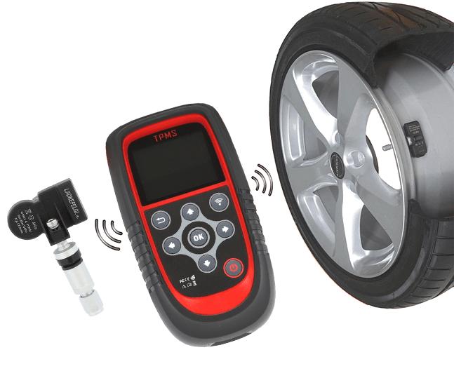 System monitorowania ciśnienia w oponach - LadneFelgi.pl