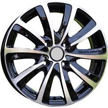 4 ALLOYS 16 4X108 CITROEN C4 PEUGEOT 206 207 208 308