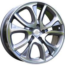 4 ALLOYS 18'' 5X108 CITROEN C5, C6 C4 GRAND PICASSO