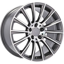 4 ALLOYS 22' 5X112 MERCEDES ML W166 W164 GL GLK GLE