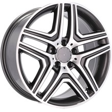 4 ALLOYS 22' 5X112 MERCEDES ML W166 W164 GL X166 AMG