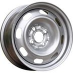 4 STEEL WHEELS 15 PEUGEOT 2008 206 207 208 307 308