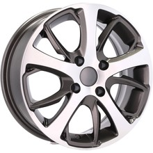 ALLOYS 15 4X108 PEUGEOT 206 207 208 301 308 PARTNER