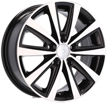 ALLOYS 15'' 5X100 VW POLO 2 3 4 5 6 FOX SKODA FABIA