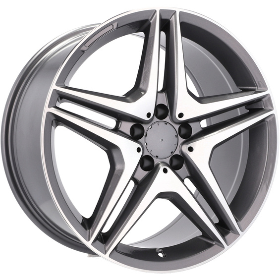 4 ALLOYS 19'' 5X112 MERCEDES ML W164 W166 GLC GLE GLK