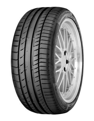 Opony Continental ContiSportContact 5 255/40 R20 101W